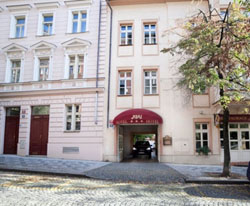 Abri Hotel 3* (Prague, Czech Republic)