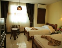Aiyaree Place Hotel 3* (Pattaya, Thailand)