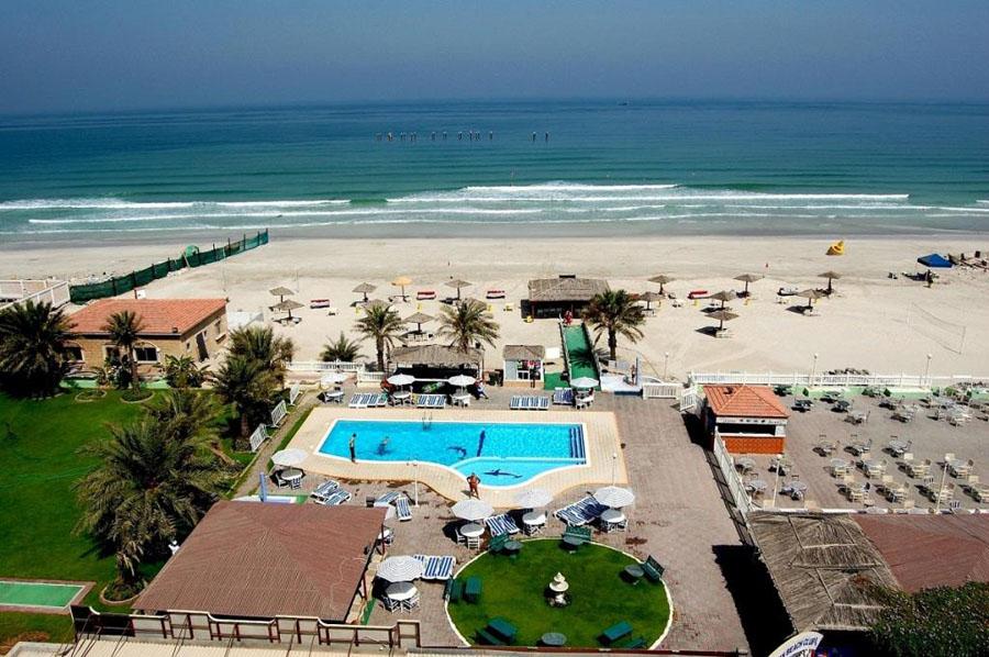 Ajman Beach Hotel Number