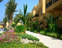 Al Hamra Village Golf & Beach Resort 4* (Ras Al Khaimah, UAE)