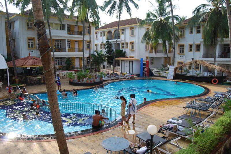 Alor Grande Holiday Resort 3* (Goa, India)