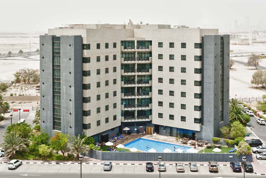 Arabian park hotel 3 dubai uae for Arabian hotel