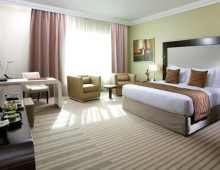 Room in the Elite Byblos Hotel 5* (Al Barsha, Dubai, UAE)