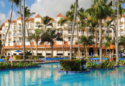Occidental Caribe 4* (Punta Cana, Dominican Republic)