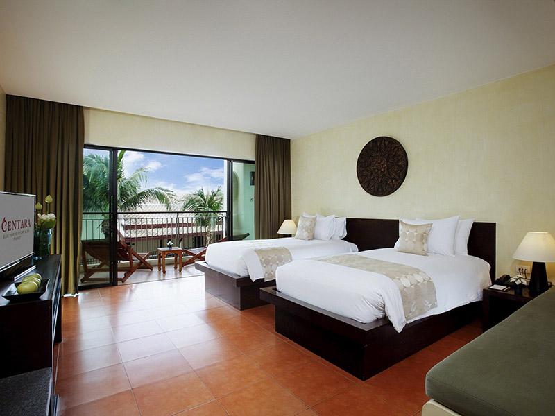 Centara Blue Marine Resort And Spa Review