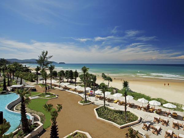 Centara Grand Beach Resort Phuket 5 Phuket Thailand