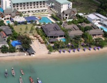 Chalong Beach Hotel & Spa 4* (Phuket, Thailand)