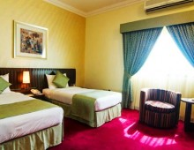 Five Continents Ghantoot Beach Resort 4* (Ghantoot, Abu Dhabi, UAE)