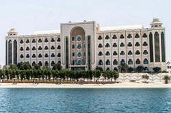 Five Continents Ghantoot Beach Resort 4* (Abu Dhabi, UAE)
