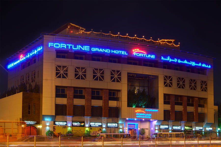 Fortune Grand Hotel 4 Dubai Uae