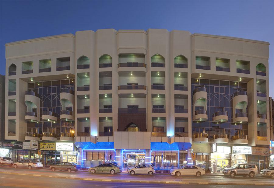 Fortune Pearl Hotel 3 Dubai Uae