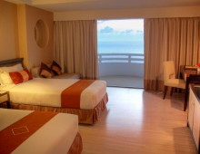 D Varee Jomtien Beach 4* (Pattaya, Thailand)