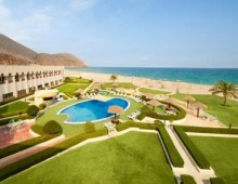 Golden Tulip Resort Dibba 4* (Al Fujairah, UAE/Oman)