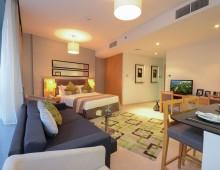 Grand Midwest Reve Hotel & Apartments 4* (Dubai, UAE)