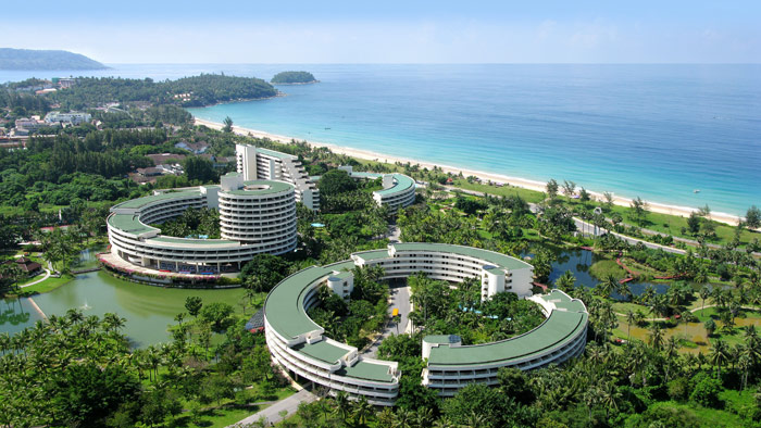 Hilton Phuket Arcadia Resort Amp Spa 5 Phuket Thailand