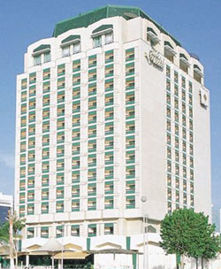 Holiday International Sharjah 4* (Sharjah, UAE)