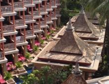 Panorama of the hotel Beyond Resort Kata 4* (Kata Beach, Phuket, Thailand)