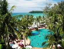 Pool in the hotel Beyond Resort Kata 4* (Kata Beach, Phuket, Thailand)