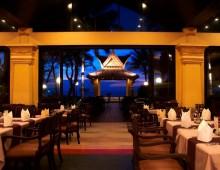Restaurant in the hotel Beyond Resort Kata 4* (Kata Beach, Phuket, Thailand)