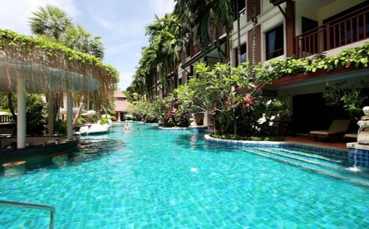 Kata Palm Resort Amp Spa 4 Phuket Thailand