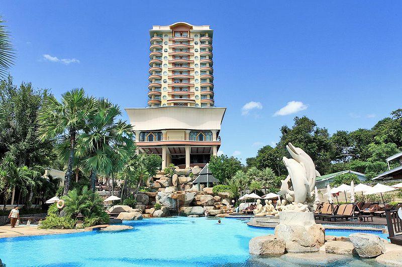 Long Beach Garden Hotel Amp Spa 4 Pattaya Thailand