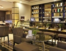 Restaurant in the Mangrove Hotel Ras Al Khaimah 4* (UAE)