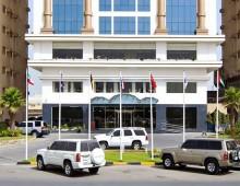 Building of the Mangrove Hotel Ras Al Khaimah 4* (UAE)