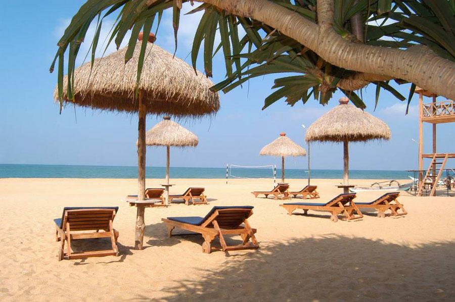 Bedroom Beach Bar Limassol
