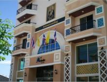 Naris Art Hotel 3* (Pattaya, Thailand)