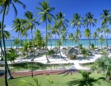 Beach of the Occidental Punta Cana 5* (Bavro Beach, Punta Cana, Dominican Republic)