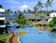Pool in the Occidental Punta Cana 5* (Bavro Beach, Punta Cana, Dominican Republic)