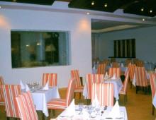Restaurant in the Occidental Punta Cana 5* (Bavro Beach, Punta Cana, Dominican Republic)