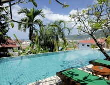 Patong Cottage Resort 3* (Phuket, Thailand)