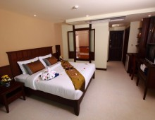 Room in the hotel La Vintage Resort 3* (Patong Beach, Phuket, Thailand)