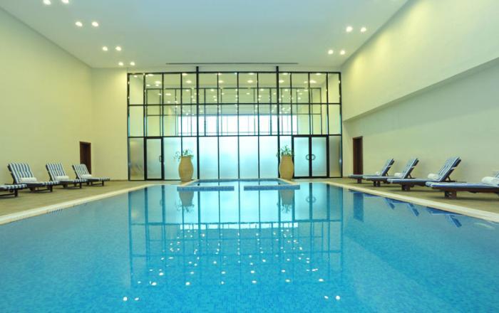 Ramada Hotel Ajman Spa