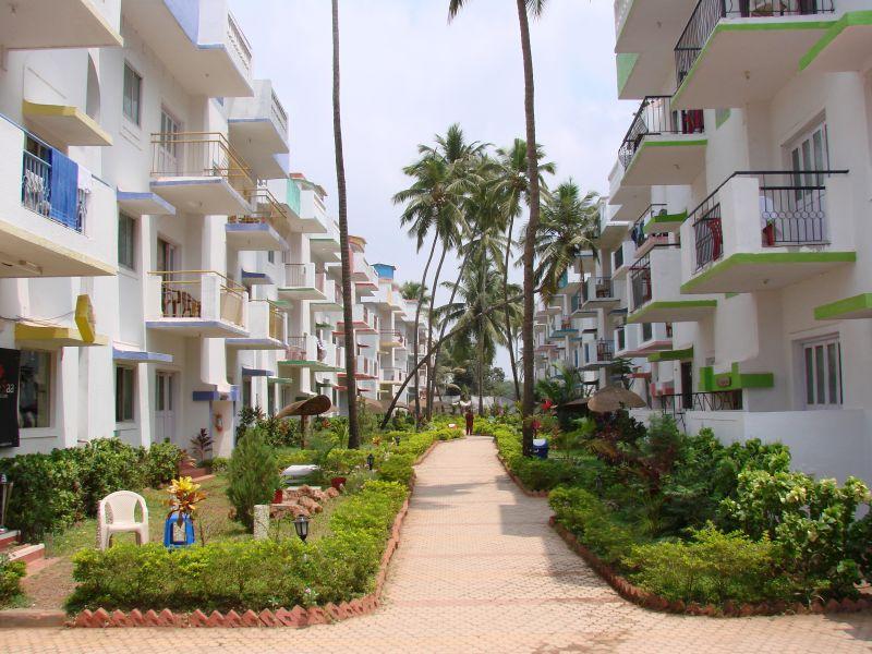 Resort Village Royale 2 Goa India