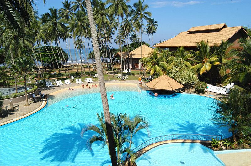 Royal Palms Beach Hotel 5* (Kalutara, Sri Lanka)