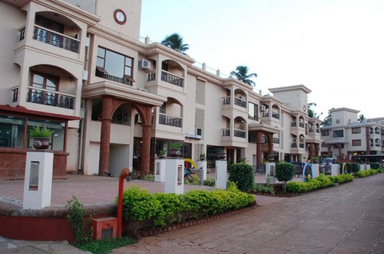 Sun City Resort 4* (Goa, India)