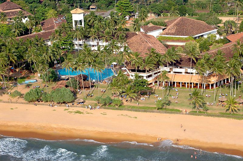 Tangerine Beach Hotel Spa Sri Lanka