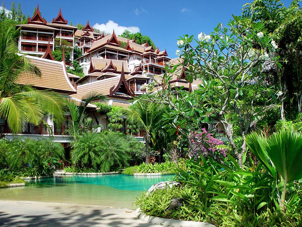 thavorn beach village spa 5 phuket thailand. Black Bedroom Furniture Sets. Home Design Ideas