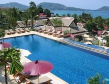 Centara Blue Marine Resort & Spa Phuket 4* (Kalim Beach, North Patong Beach, Phuket, Thailand)
