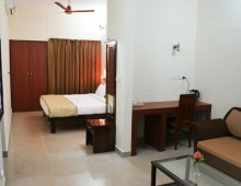The Byke Old Anchor 3* (Goa, India)