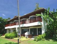 Building of the hotel Panwa Boutique Beach Resort 4* (Phuket, Thailand)