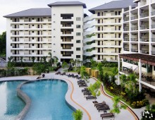 Wongamat Privacy Residence & Resort 3* (Pattaya, Thailand)