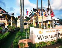 Woraburi Phuket Resort & Spa 4* (Phuket, Thailand)