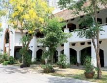 Building of the Prima Wongamat Hotel 4* (Pattaya, Thailand)