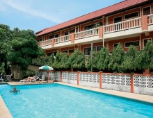 Pool in the Prima Wongamat Hotel 4* (Pattaya, Thailand)