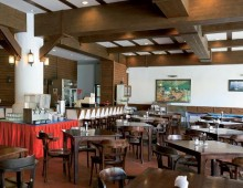 Restaurant in the Prima Wongamat Hotel 4* (Pattaya, Thailand)