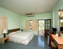Room in the Prima Wongamat Hotel 4* (Pattaya, Thailand)