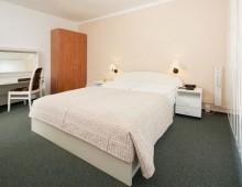 Room in the hotel a&o Prague Rhea 3* (Prague, Czech Republic)